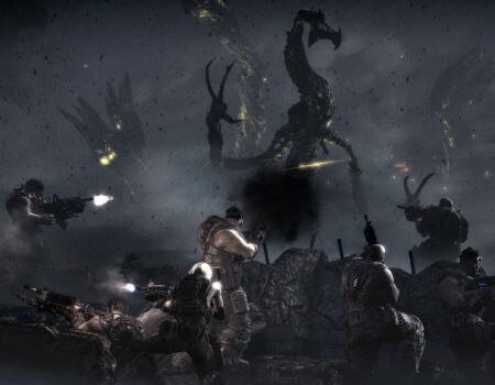 Gears of War 4 Bigger Battles