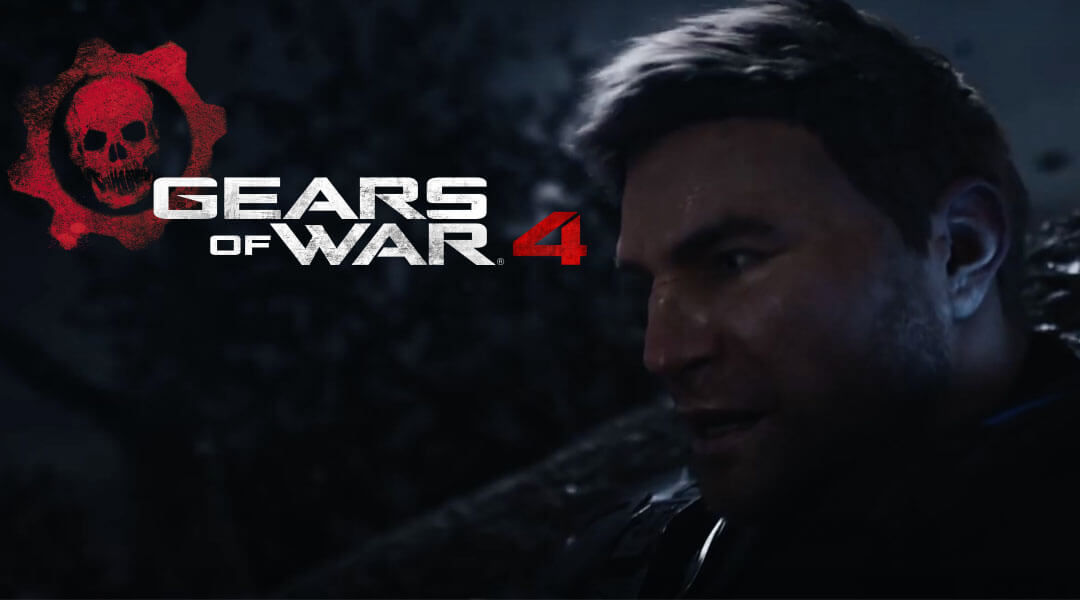 Gears of War 4 Xbox One S Bundles Revealed