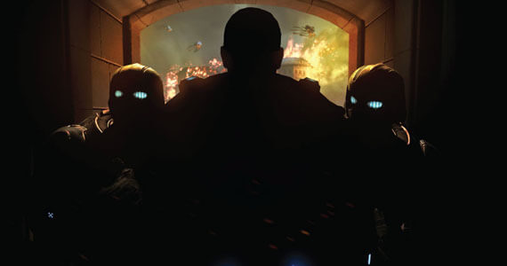 Gears of War 4 Game Informer reveal at E3 2012
