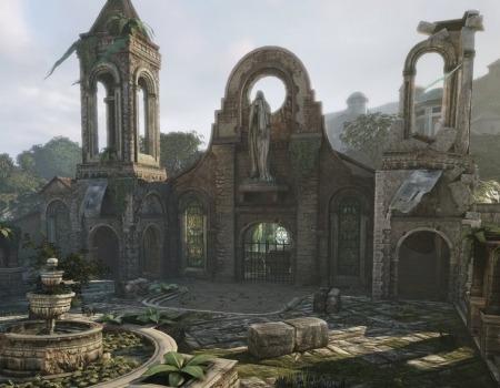 Gears of War 4 New Setting