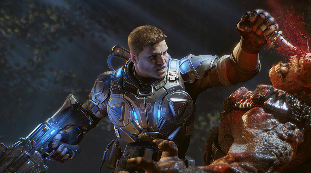Gears of War 4 Launch Day Pre-Load Includes Day One Patch