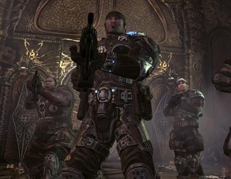 Gears of War 4 Squads