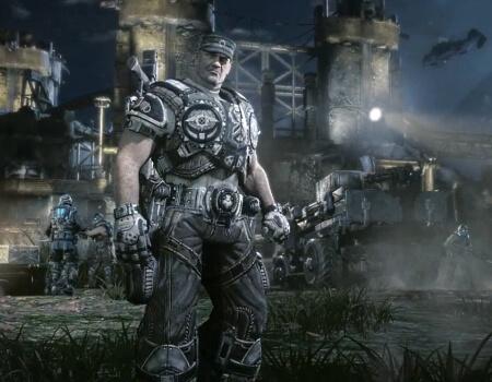 Gears of War Anvil Gate Hoffman