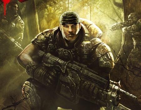 Gears of War Aspho Fields Game
