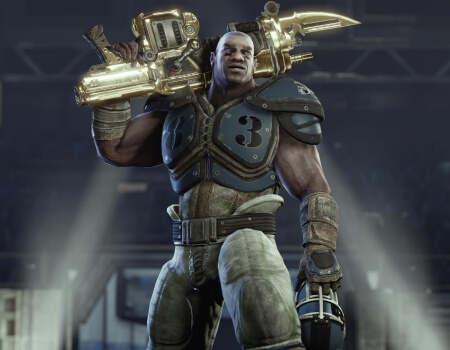 Gears of War Cole Train Spinoff