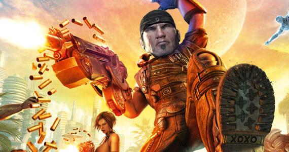 Gears of War E3 2012 Bulletstorm