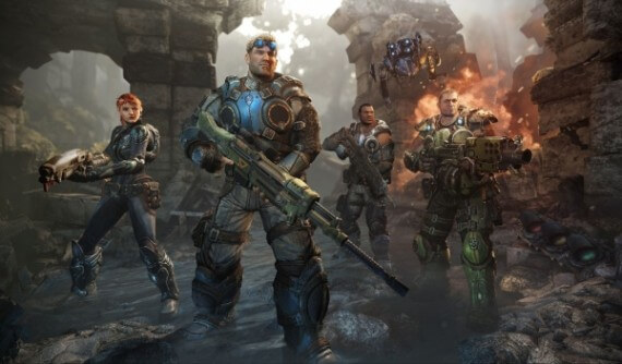 Gears of War Judgment Aftermath Campaign