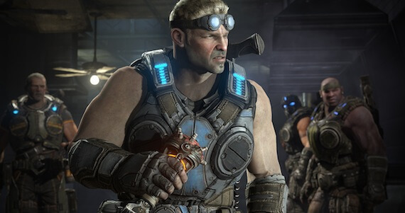 Epic Games Explains Why Baird is the Star of 'Gears of War Judgment'