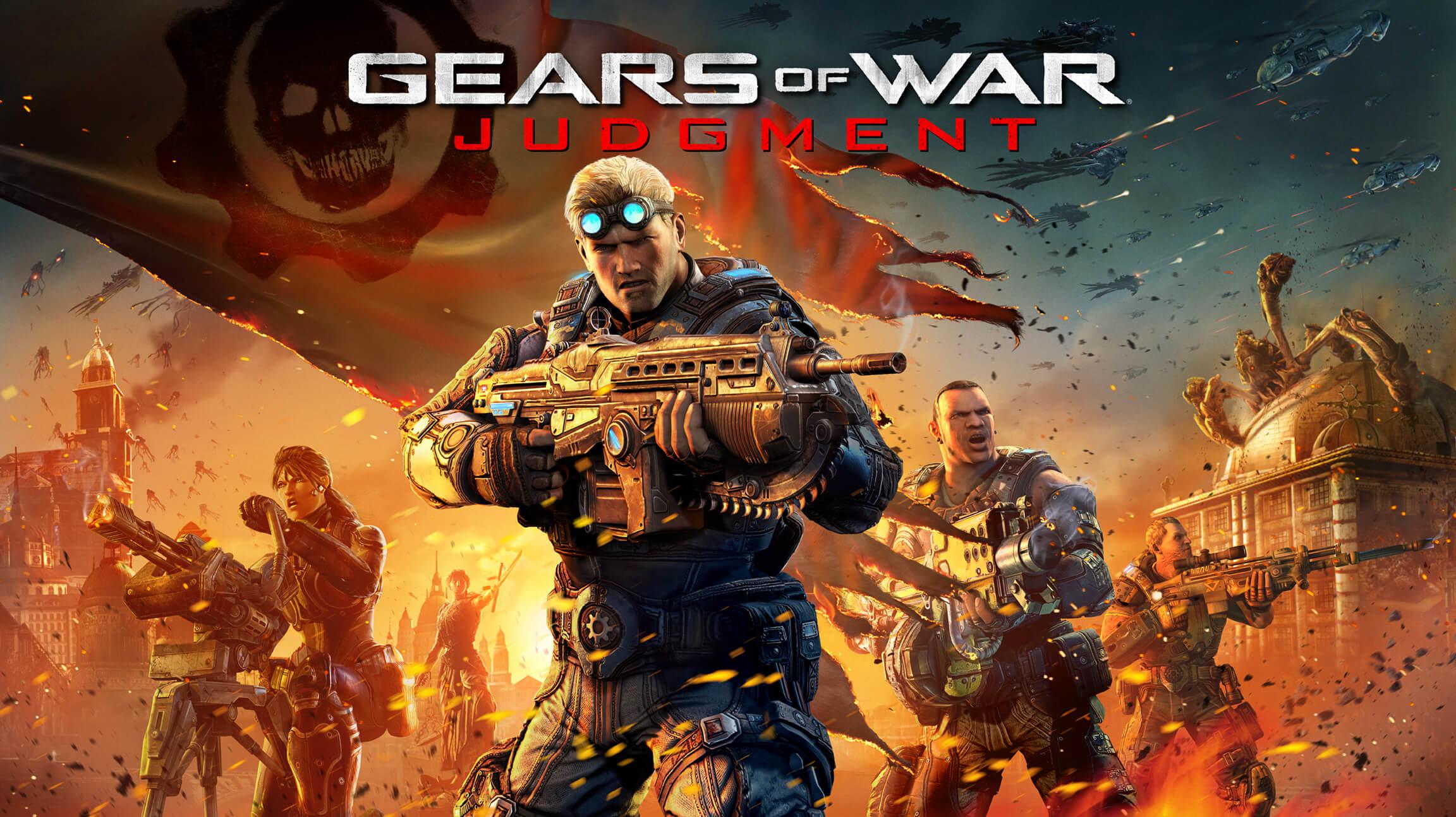 'Gears of War: Judgment' Pre-Order Bonuses & Details; New Artwork Revealed