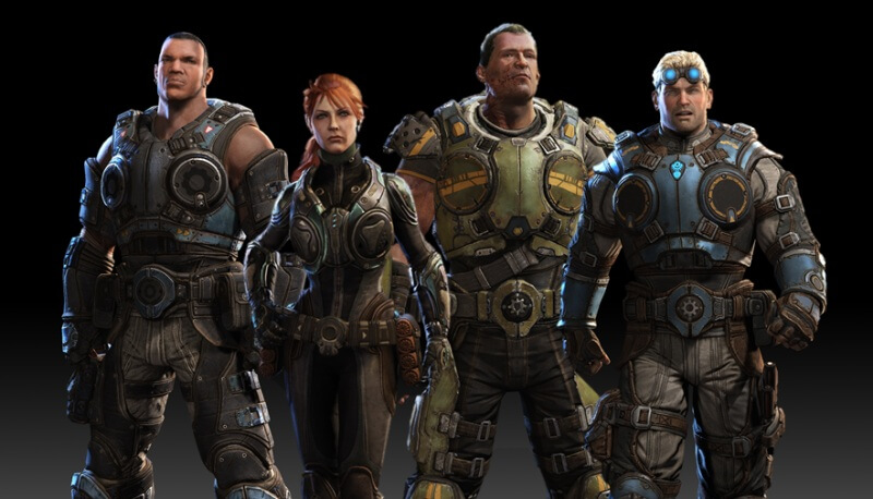 'Gears of War: Judgment' New Character Details