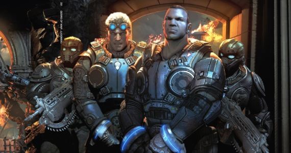 Gears of War: Judgment Coming Early Next Year With No Kinect
