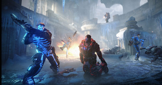 MAXIM Tears Open Execution Mode & New Map in 'Gears of War: Judgment'