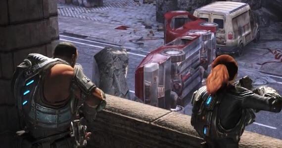 'Gears of War: Judgment' Leaks Online; New Multiplayer Trailer Released
