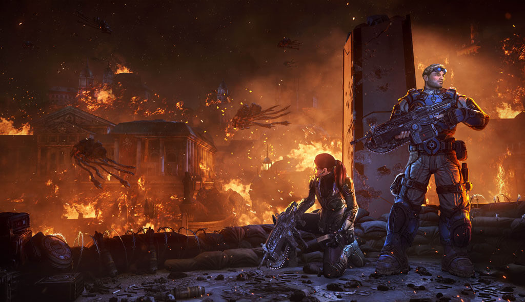 'Gears of War: Judgment' Gets a VIP Season Pass