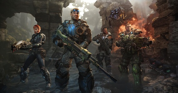 'Gears of War: Judgment' Will Feature 'Lighter' Tone