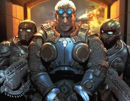 Gears of War Spinoff Ideas