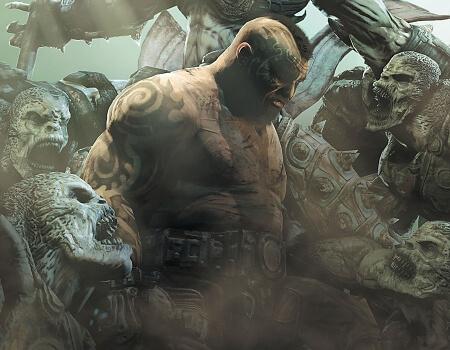 Gears of War Tai Kaliso Game