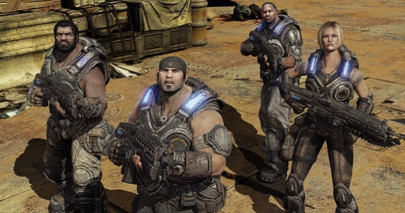 'Gears of War' Has The Worst Writing in Games, Says 'Dead Space' Producer