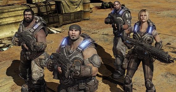 Gears of War Worst Writing EA