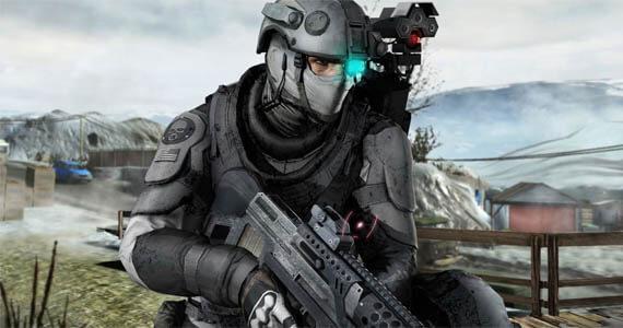E3 2011: Ghost Recon: Future Soldier Preview
