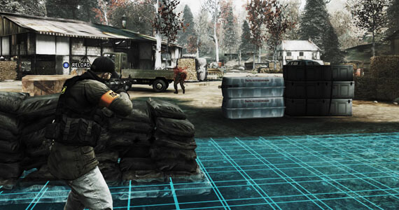 Ghost Recon: Future Soldier DOES Feature Local Split Screen Co-op