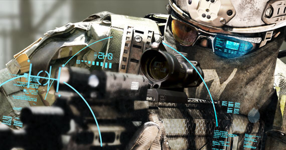 Gunsmithing in Ghost Recon: Future Soldier