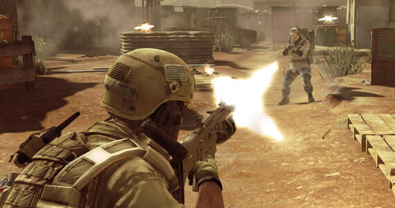 'Ghost Recon: Future Soldier' Multiplayer Trailer Gets Competitive