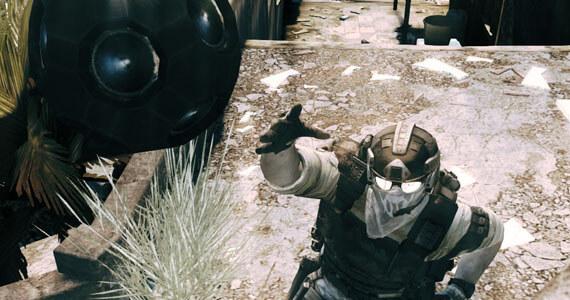A Badass Mech Highlights 'Ghost Recon: Future Soldier' Technology