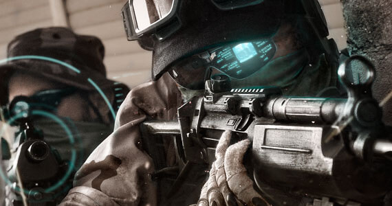 Preview: Ghost Recon: Future Soldier's 'Guerrilla' Co-op Mode