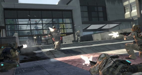 'Ghost Recon: Online' Developer Diary 'Redefines Team Play'
