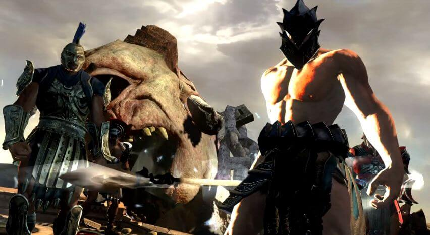 'God of War: Ascension' Global Multiplayer Beta Starting Soon