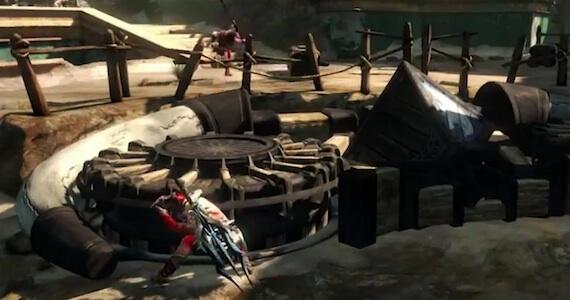 God of War Ascension Multiplayer Objective