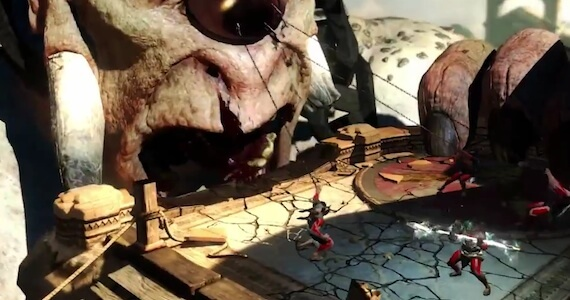 'God of War: Ascension' Multiplayer Video and New Details