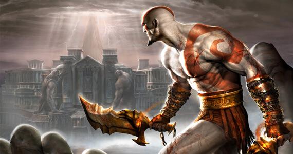 'God of War' Real Life Blades of Chaos