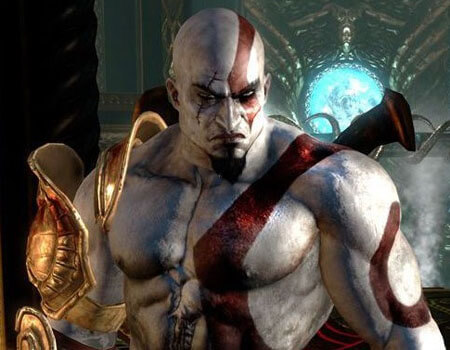 God of War PlayStation 4 Screenshots