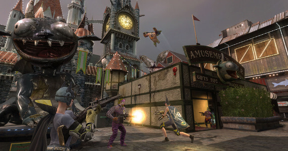 Gotham City Impostors Delayed