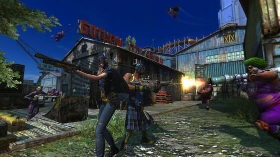 Gotham City Impostors Guns