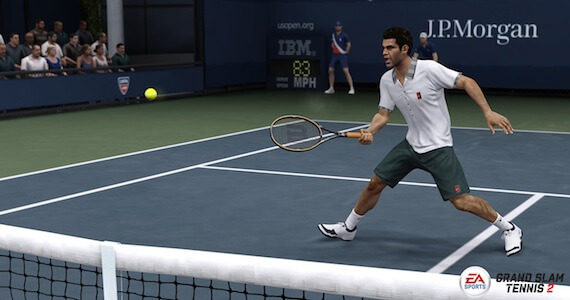 Grand Slam Tennis 2 Review - ESPN Classics