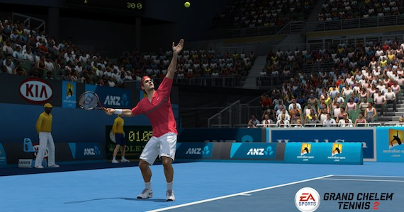Grand Slam Tennis 2 Review - Total Racquet Control