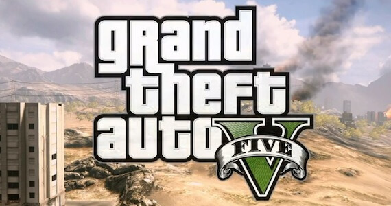 'Grand Theft Auto 5' Display Reveals Spring 2013 Release Date