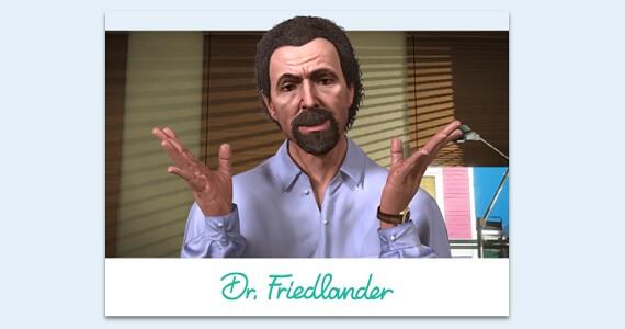 Grand Theft Auto 5 Dr Friedlander