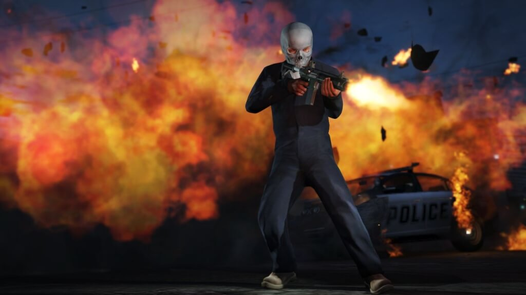 'Grand Theft Auto 5' Requires 8GB Install; Main Characters Are Autonomous