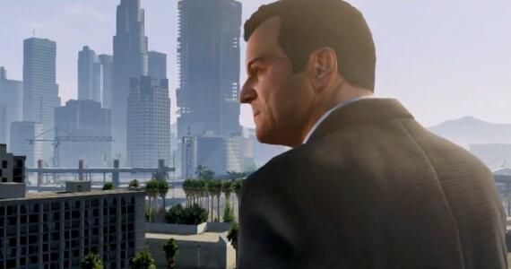 Grand Theft Auto 5 Gamescom