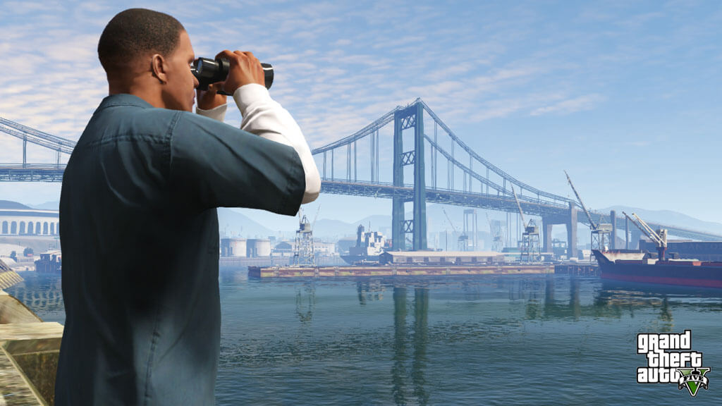 'Grand Theft Auto 5' Feels Next-Gen to Rockstar