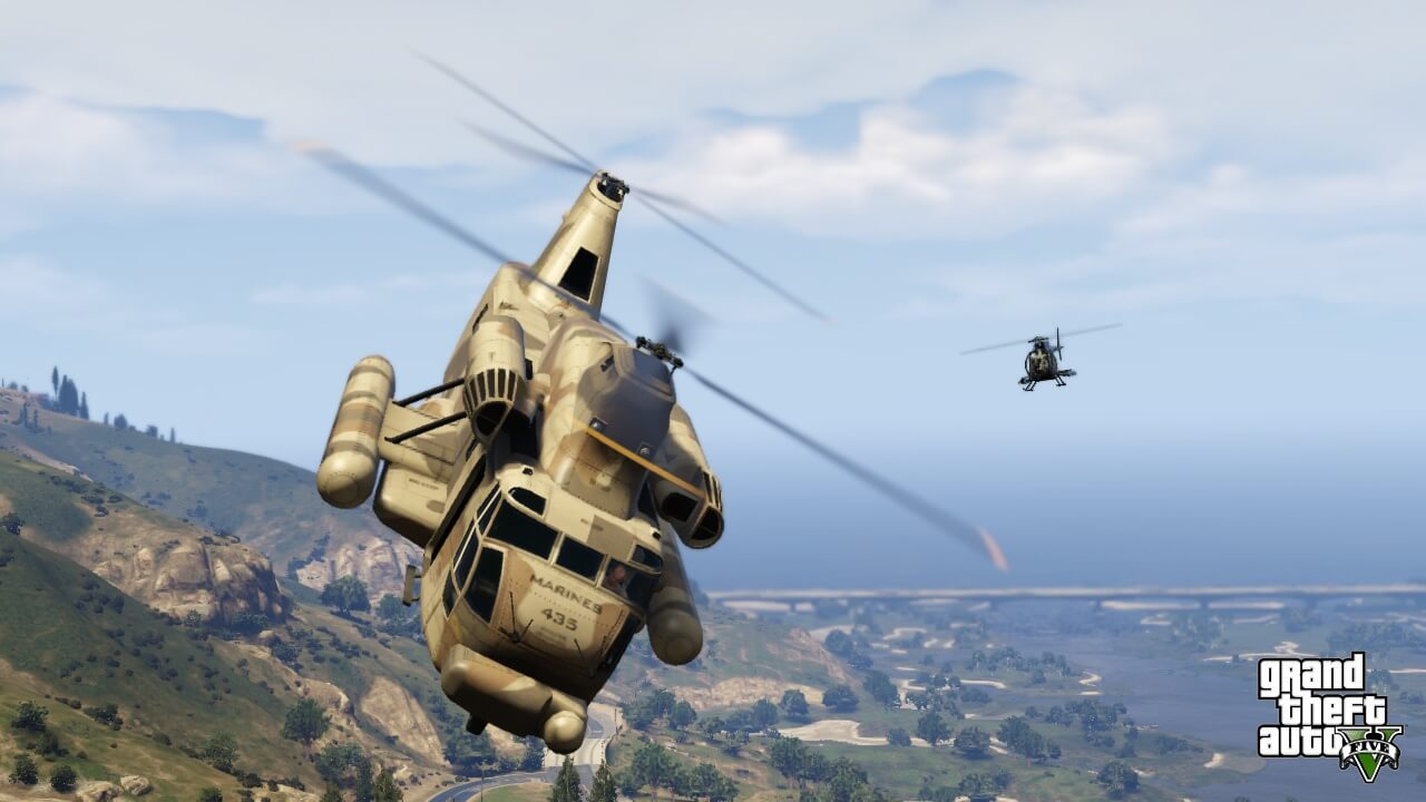 'Grand Theft Auto 5' Map Compared To GTA IV, San Andreas & Real Cities