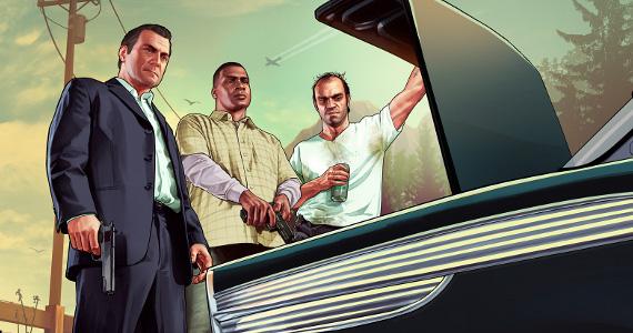 GTA V Sales