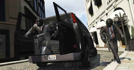 Grand Theft Auto 5 Metacritic Rating