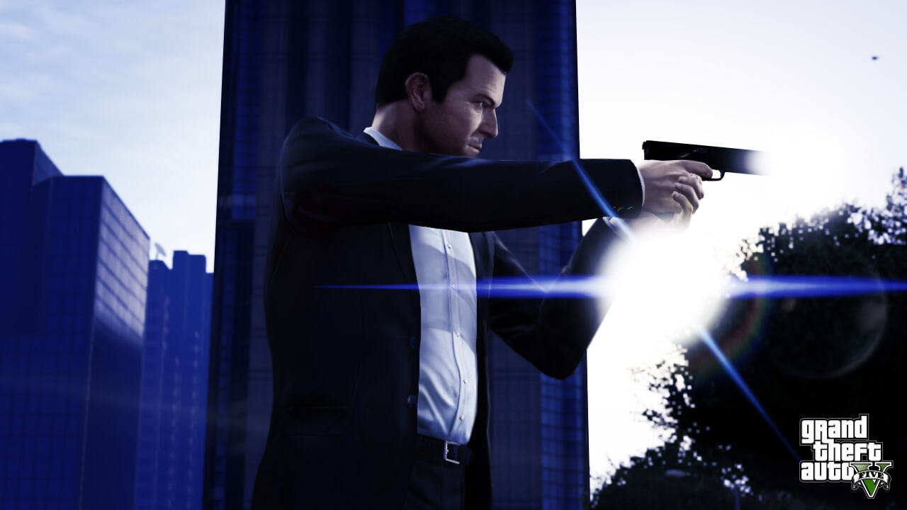 'Grand Theft Auto 5′ Video Highlights Similarities to 'Max Payne 3′