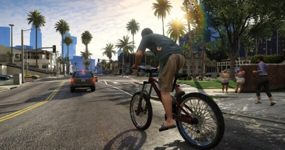 'Grand Theft Auto 5's Open World Will Be 'Larger Than Life'