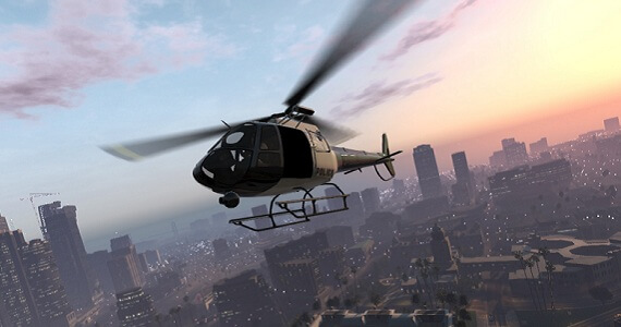 Grand Theft Auto 5 Release Date Spring